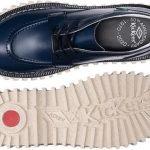 Celabración del 50 aniversario con zapatos Kickers x Adieu