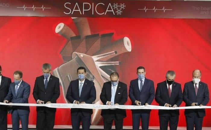 SAPICA 83 primera feria hibrida en Latinoamerica desde inició de pandemia