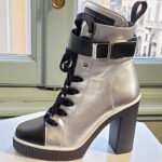 Estilo contemporáneo y lujoso en botas de Giuseppe Zanotti