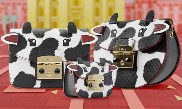 Bolsos Furla Super Cow para año nuevo lunar chino