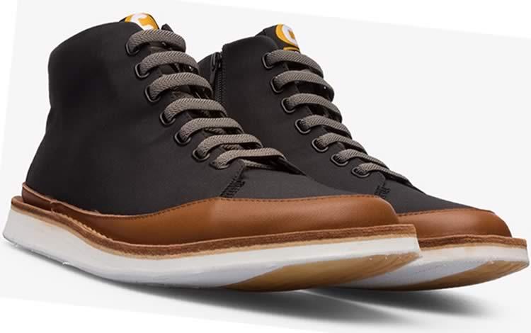 Camper lanza colección ReCrafted hecha con zapatos usados