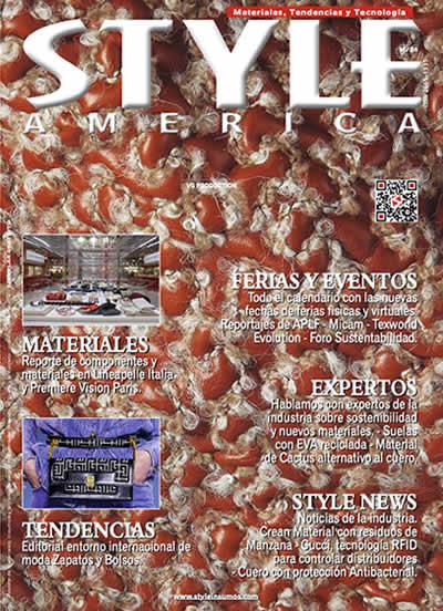 Style America Materiales, Tendencias y Tecnología edición 24
