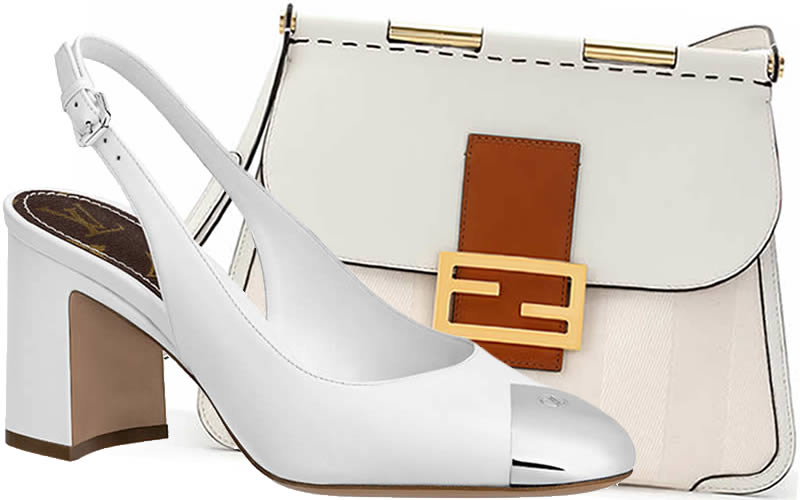 Tendencia Glamour Blanco