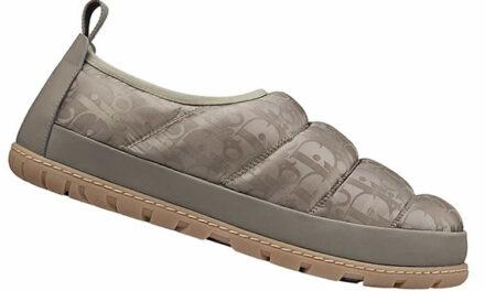 Zapatos y bolsos en colección masculina Dior Ski