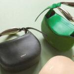 Las manijas esculturales en los bolsos de Chloé