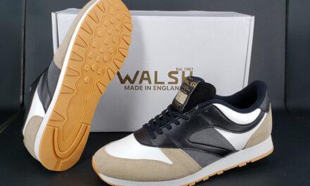Zapatillas especiales para el 60 aniversario de Norman Walsh