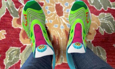 Zapatos virtuales, la nueva moda que gana adeptos