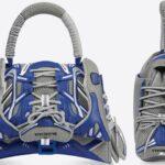 """Bolsos de Balenciaga inspirados en """"sneakers"""""""