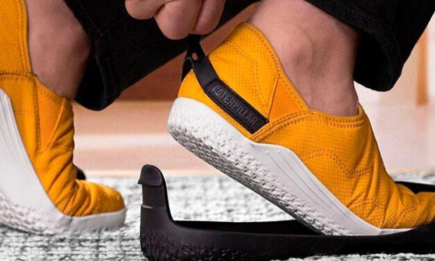 Zapatos funcionales con suela de quitar y poner.
