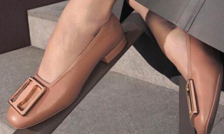 Colección de zapatos let's dance de Salvatore Ferragamo