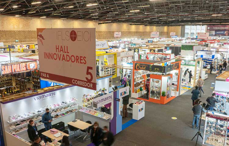 Santander en IFLS+EICI 2021