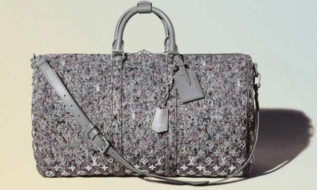Maletines y bolsos con materiales eco-amigables de Louis Vuitton