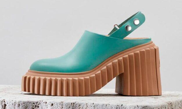 Volúmenes y formas en colección de zapatos Sisterhood de AGL