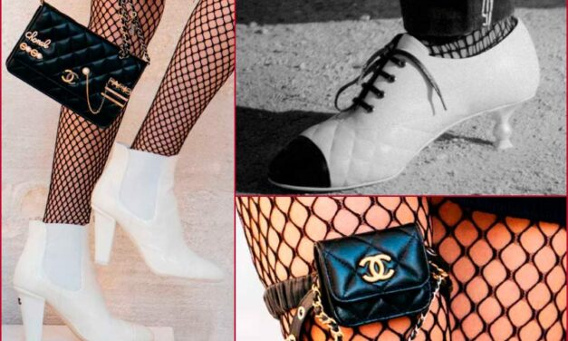 Tendencia accesorios Chanel resort