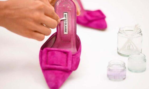 Manolo Blahnik lanza servicio de restauración para sus zapatos